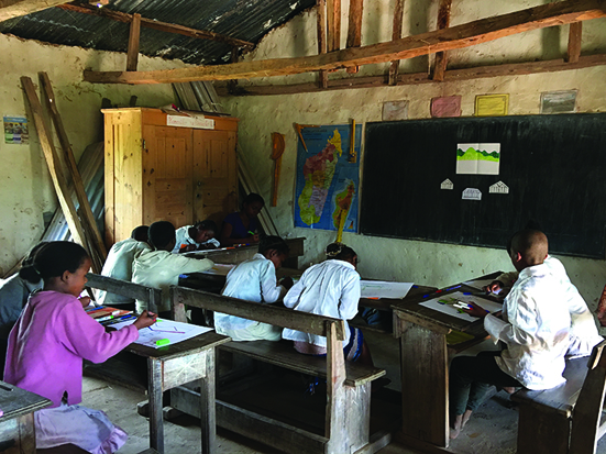 conservation and education: perspectives from education programmes in Madagascar